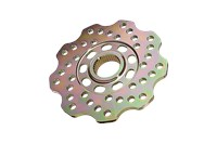 Drilled Lightweight Disk Brake