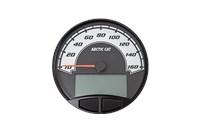Digital/Analog Gauge w/Altimeter