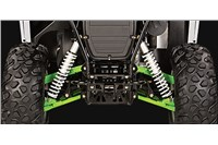FOX Shock Double A-Arm Suspension with Anti-Sway Bar