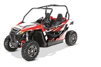 2015 Arctic Cat WILDCAT TRAIL LIMITED EPS