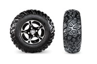 Carlisle Trail Pro Tires with Aluminum Wheels