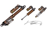 Tucker Hibbert Signature Series FOX Shocks
