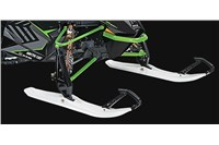 White Trail 6-in. Skis