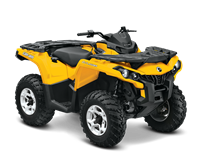 2015 Can-Am OUTLANDER DPS 500