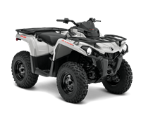 2015 Can-Am OUTLANDER L 450