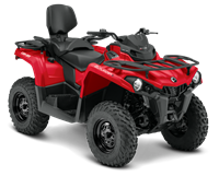 2015 Can-Am OUTLANDER L MAX 450