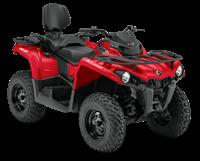 2015 Can-Am OUTLANDER L MAX 500