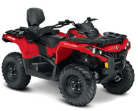 2015 Can-Am OUTLANDER MAX 650