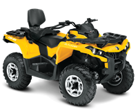 2015 Can-Am OUTLANDER MAX DPS 650