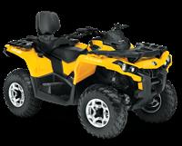 2015 Can-Am OUTLANDER MAX DPS 800R