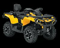 2015 Can-Am OUTLANDER MAX XT 650