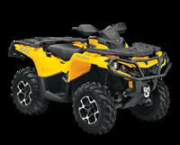 2015 Can-Am OUTLANDER XT 650