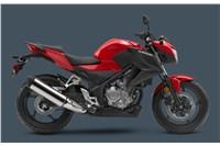 2015 Honda CB300F