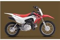 2015 Honda CRF110F