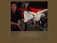 CRF450R Tech Talk