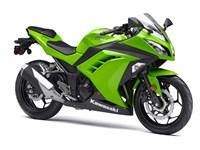 2015 Kawasaki NINJA® 300 ABS
