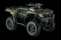 2015 Suzuki KingQuad 500AXi