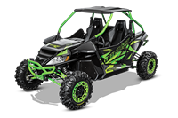 2016 Arctic Cat WILDCAT X LIMITED