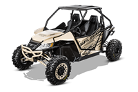 2016 Arctic Cat WILDCAT X SPECIAL EDITION