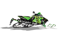 2016 Arctic Cat ZR 8000 RR (129)