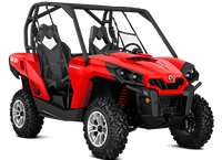 2016 Can-Am COMMANDER DPS 800R