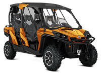 2016 Can-Am COMMANDER MAX LIMITED