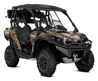 2016 Can-Am COMMANDER MOSSY OAK HUNTING EDITION