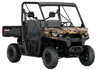 2016 Can-Am DEFENDER DPS