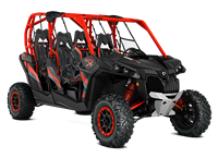 2016 Can-Am MAVERICK MAX X RS TURBO