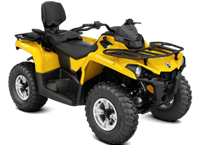 2016 Can-Am OUTLANDER L MAX DPS 450