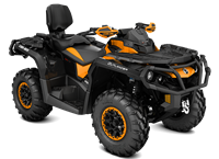 2016 Can-Am OUTLANDER MAX XT-P 1000R