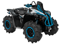 2016 Can-Am RENEGADE X MR 1000R