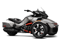 2016 Can-Am SPYDER F3-T 6-Speed Semi-Automatic