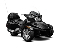 2016 Can-Am SPYDER RT 6-Speed Semi-Automatic