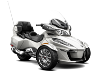 2016 Can-Am SPYDER RT LIMITED