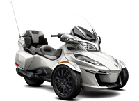 2016 Can-Am SPYDER RT-S 6-Speed Manual
