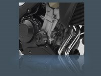 Powerful, Dependable Twin-Cylinder Engine