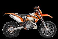 2016 KTM 200 XC-W