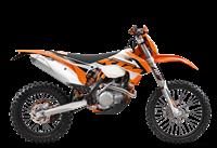 2016 KTM 500 XC-W