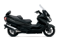 2016 Suzuki Burgman 650 ABS Executive