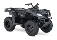 2016 Suzuki KINGQUAD 400ASI LIMITED EDITION