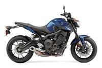 2016 Yamaha FZ‑09