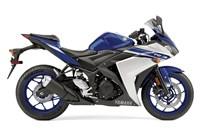 2016 Yamaha YZF‑R3
