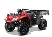 2017 Arctic Cat TBX 700 EPS