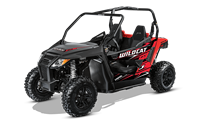 2017 Arctic Cat WILDCAT TRAIL XT EPS