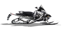 2017 Arctic Cat ZR 8000 LXR ES (137)