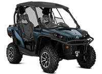 2017 Can-Am Commander Limited