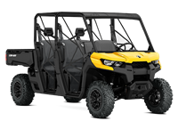 2017 Can-Am Defender MAX DPS