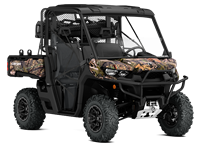 2017 Can-Am Defender Mossy Oak Hunting Edition