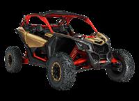 2017 Can-Am Maverick X3 X RS